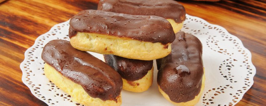 Finger French Pastry